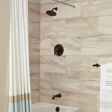 Fluent Bath/Shower Trim Kit 2.0 gpm - Oil Rubbed Bronze