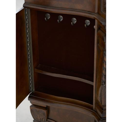 Storage Console- Dresser With Mirror