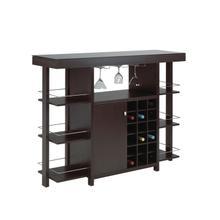 View Product - Bar Unit - Dark Cherry