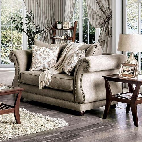Furniture of America - Love Seat Nelson