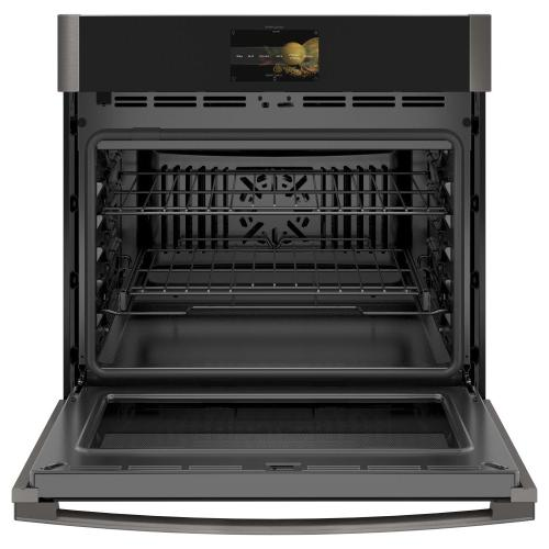 "GE Profile™ 30"" Smart Built-In Convection Single Wall Oven with No Preheat Air Fry and Precision Cooking"