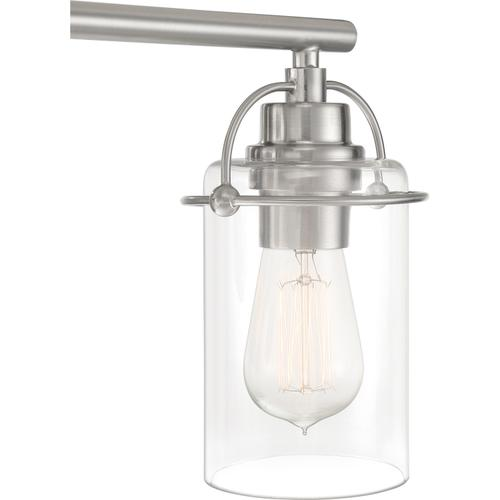 Quoizel - Emerson Bath Light in Brushed Nickel