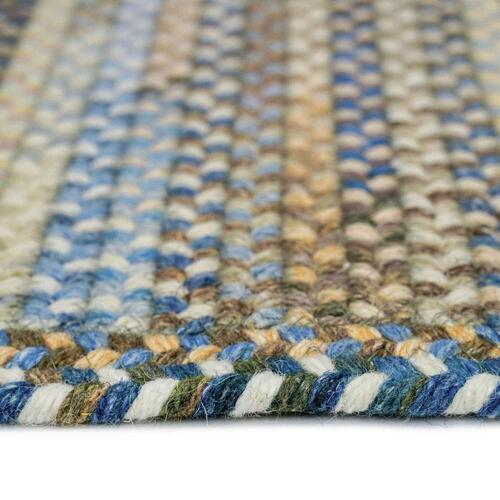 Gallery - American Legacy Natural Blue - Oval - 4' x 6'