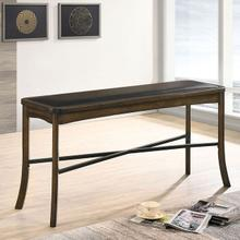 Buhl Counter Ht. Bench