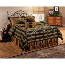 Kendall King Bed Set--(Set= Headboard Footboard)