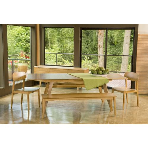 Currant Short Bench, Caramelized