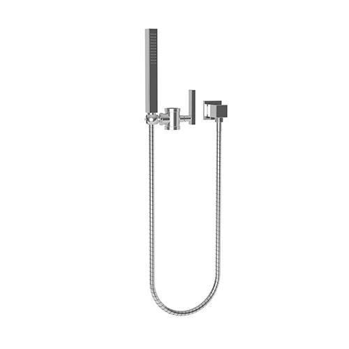 Newport Brass - Matte White Shower Slider Kit for Grab Bar