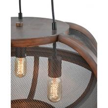 Harlow Closed Cage Chandelier