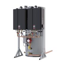 Product Image - Demand Duo H-Series Hybrid Water Heating System