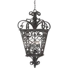 View Product - Fort Quinn Outdoor Lantern in Marcado Black
