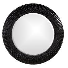 View Product - Bergman Mirror - Glossy Black