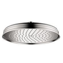 Chrome Showerhead 240 1-Jet, 1.75 GPM