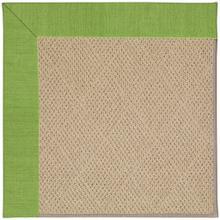 "Creative Concepts-Cane Wicker Canvas Lawn - Rectangle - 24"" x 36"""