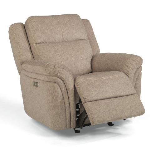 Silas Power Gliding Recliner with Power Headrest