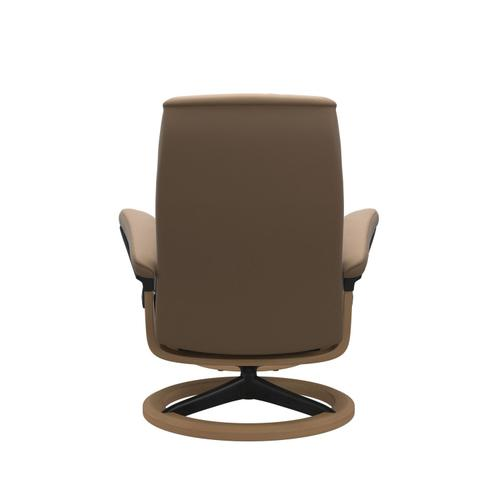 Stressless By Ekornes - Stressless® Opal (M) Signature chair with footstool