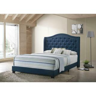 Alisson Queen Bedframe Blue