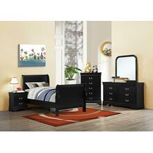 View Product - Twin 4pc Set (T.BED, Ns, Dr, Mr)