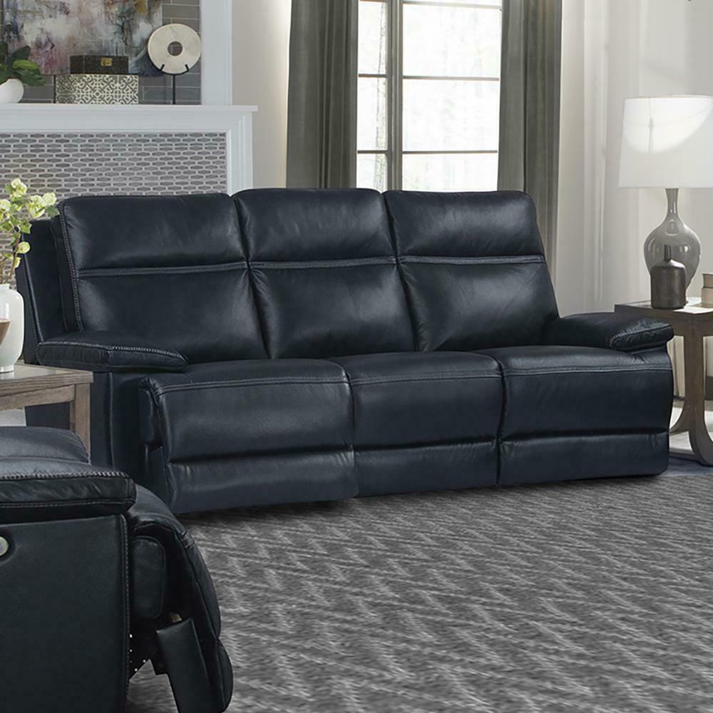 PAXTON - NAVY Power Sofa