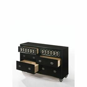 ACME Ulrik Dresser - 27075 - Black