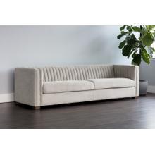 See Details - Caitlin Sofa - fabric: hemingway silver