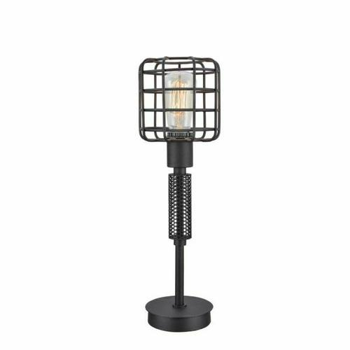 ACME Marek Table Lamp - 40237 - Black