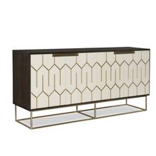Panche Credenza with 4 Doors