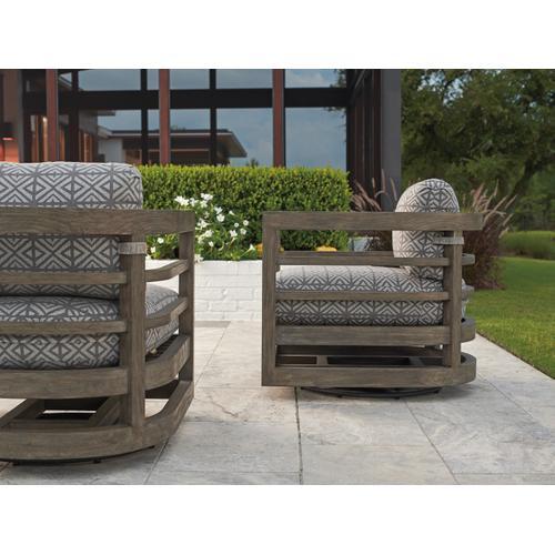 Lexington Furniture - Occasional Swivel Chair