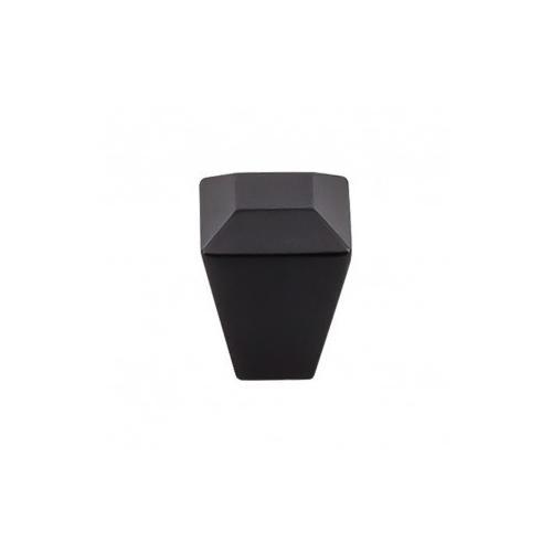 Juliet Knob 1 Inch - Flat Black