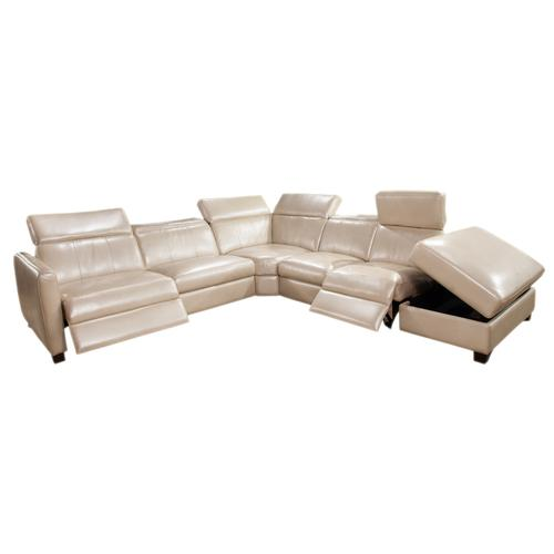 Bergamo Manzoni Reclining Sectional