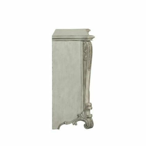 ACME Braylee Dresser - 27185 - Antique White