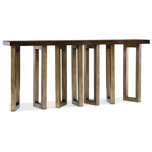 Living Room Melange Connelly Hall Console