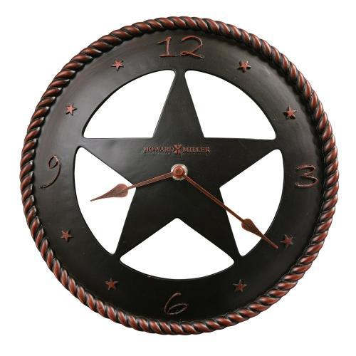 Howard Miller Maverick Wall Clock 625445