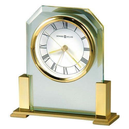Howard Miller Paramount Alarm & Table Clock 613573