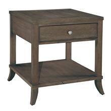 952203SU Urban Retreat Drawer Lamp Table