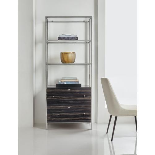 Home Office Melange Ford Bookcase