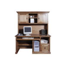 See Details - Forest Designs Mission Computer Desk: 60W x 30H x 24D (No Hutch)