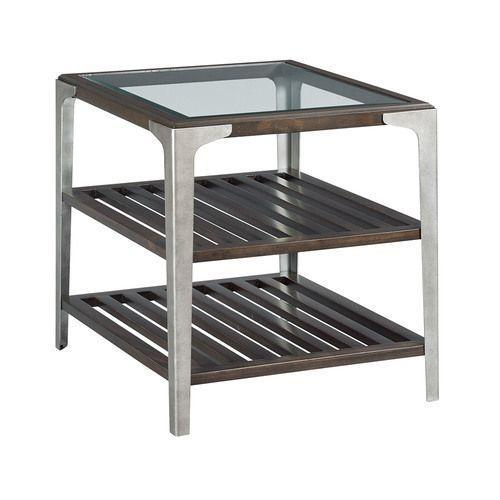 Tranquil Rectangular End Table