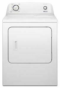 Product Image - 6.5 cu. ft. Gas Dryer with Wrinkle Prevent Option - White