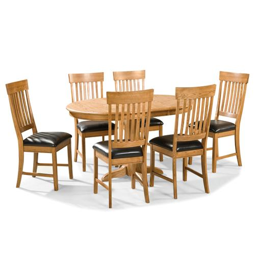 Intercon Furniture - Family Dining Pedestal Table