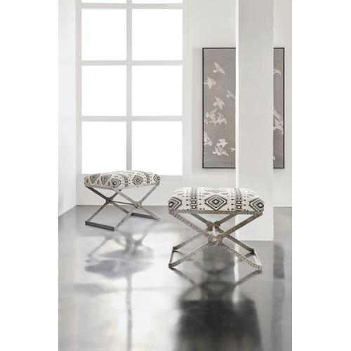 Living Room Melange Trobe Stool