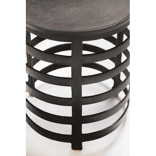 Apsley Round Chairside Table