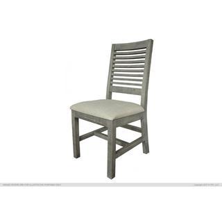 See Details - Ladder Backrest Chair
