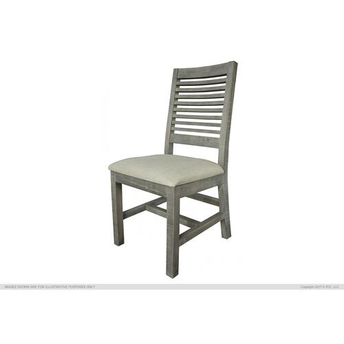 Ladder Backrest Chair