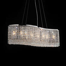 Cool Breeze 10 Light Chandelier