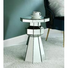 ACME Meria Pedestal, Mirrored - 97943