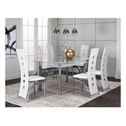 Valencia 40x60 White 7pc Set Product Image