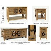 Telluride End Table