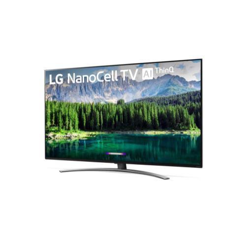 LG NanoCell 86 Series 4K 75 inch Class Smart UHD NanoCell TV w/ AI ThinQ® (74.5'' Diag)