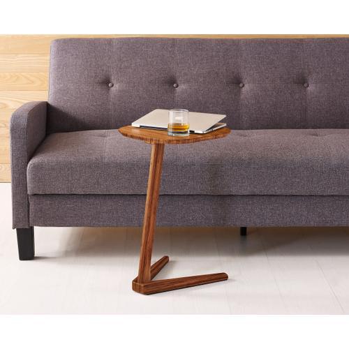 Greenington Fine Bamboo Furniture - Thyme Side Table, Amber