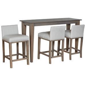 Bermex - Fixed stool BSFB-1353